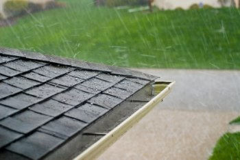 Shingles in Hailstorm