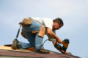 proud roofing contractor